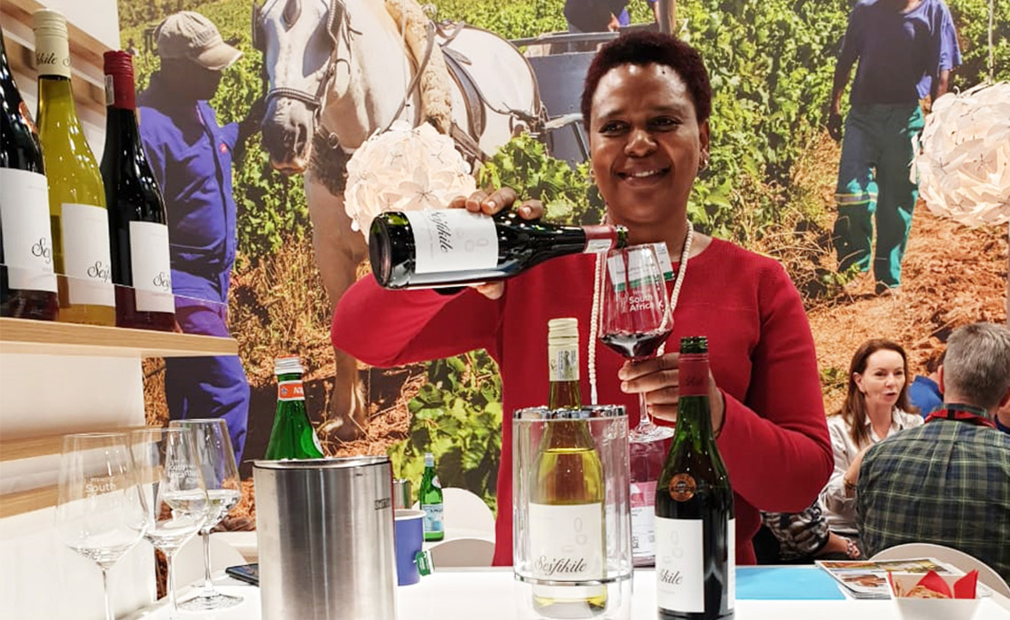 SA Wine Industry Transformation Unit creates market access for wine entrepreneurs
