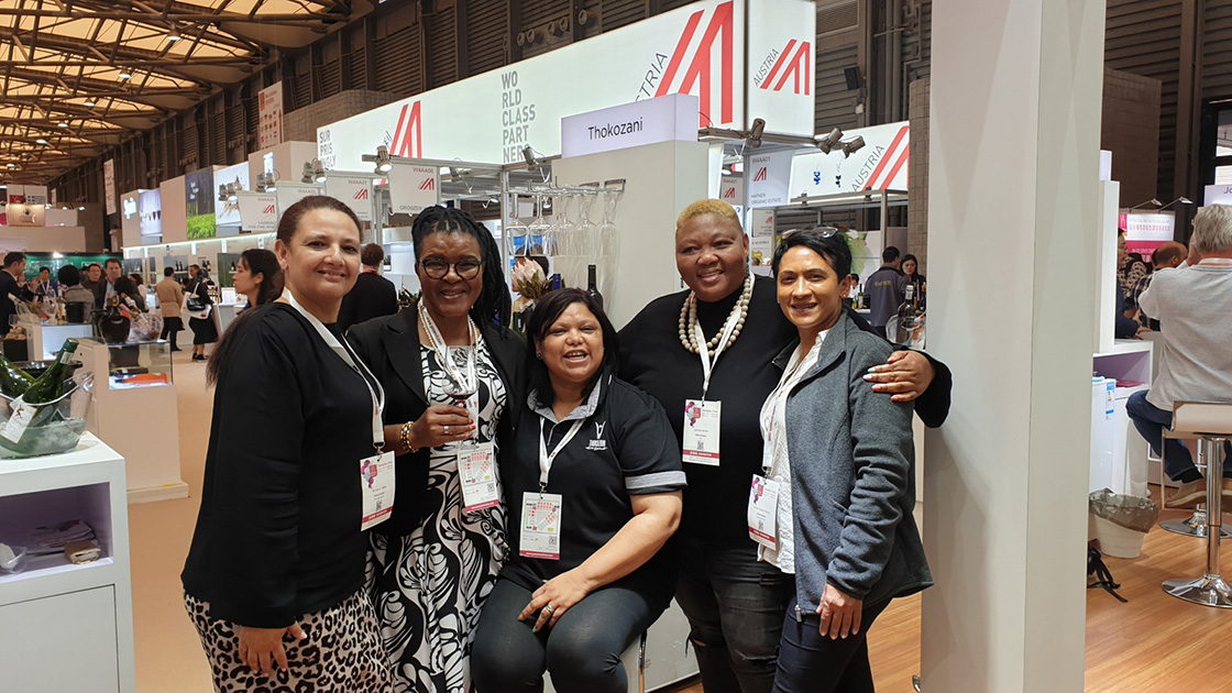 Black-owned wine brands make history at ProWine China