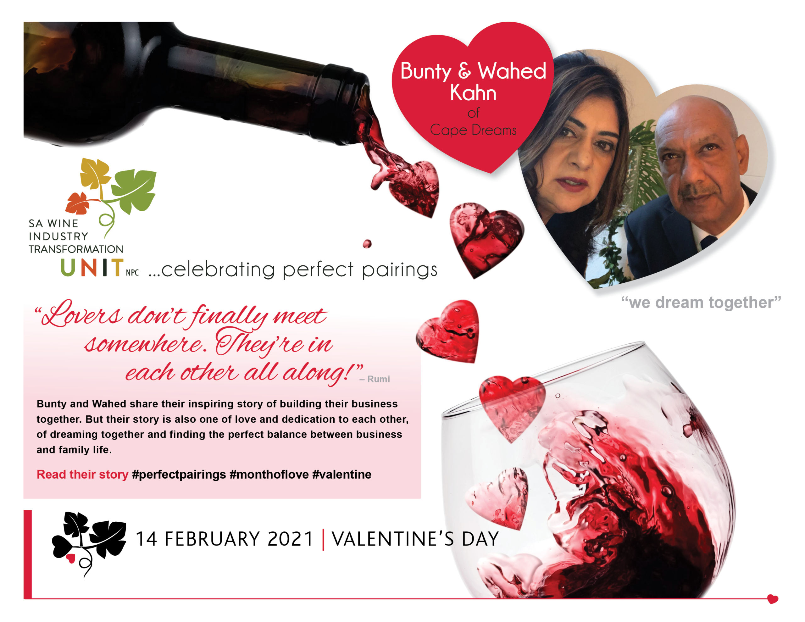 Month of Love – Bunty and Wahed Khan