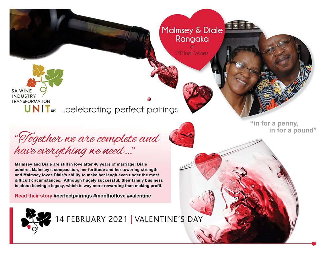 Month of Love – Malmsey and Diale Rangaka
